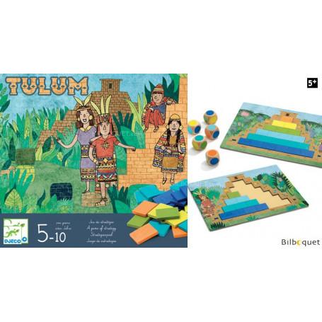 Tulum - Jeu de stratégie