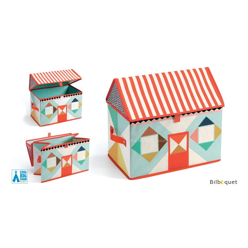 House Toy Box Little Big Room By Djeco