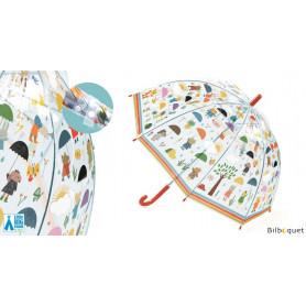 Parapluie Sous la pluie - Parapluie enfant