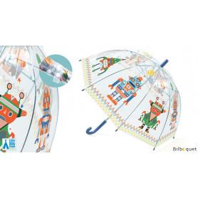 Parapluie Robots - Parapluie enfant