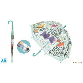 Parapluie Fleurs & Oiseaux - Parapluie enfant