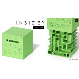 Le labyrinthe 3D Regular 0 vert - Inside 3 Serie Ø