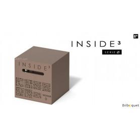 Le labyrinthe 3D Vicious 0 marron - Inside 3 Serie Ø
