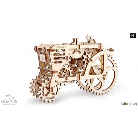 Maquette mécanique Tracteur - Ugears