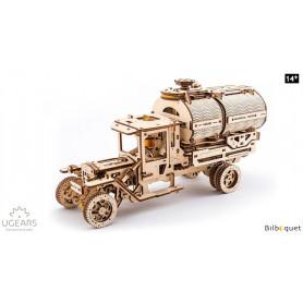 Maquette mécanique Camion-citerne - Ugears