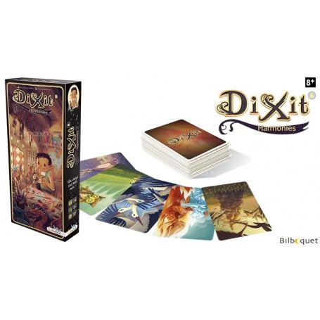 Dixit 8 Harmonies - Extension pour le jeu Dixit