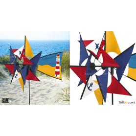 Éolienne décorative - Phare 66