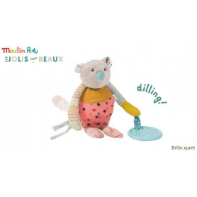 Petite souris d'activités - Les Jolis Trop Beaux