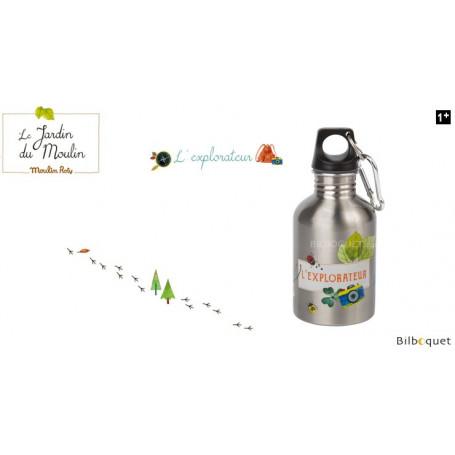 La gourde de l'explorateur - Le Jardin du Moulin - Moulin Roty