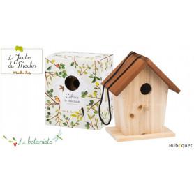 Cabane à oiseaux - Le Jardin du Moulin - Moulin Roty
