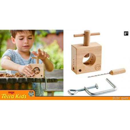 Mini-étau multifonction - Terra Kids