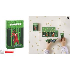 Forest - Jeu de cartes et d'observation