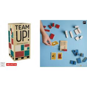 Team Up ! - Jeu coopératif et tactile