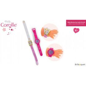 Set de 2 montres - Accessoires  pour poupée Ma Corolle 36cm
