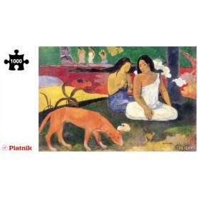 Puzzle 1000 pièces Paul Gauguin - Arearea