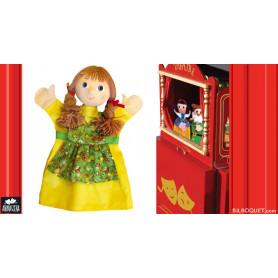 Marionnette Fille
