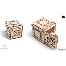 Maquette mécanique Coffre-fort - Ugears