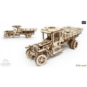 Maquette mécanique Camion UGM-11 - Ugears