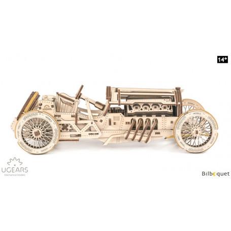 Maquette mécanique Voiture Grand Prix U-9 - Ugears