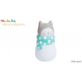 Veilleuse chat - Petits dodos - Moulin Roty