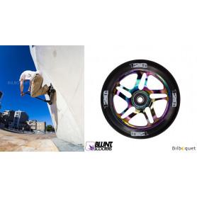 Roue Blunt 120mm Oil Slick - Accessoires pour trottinette