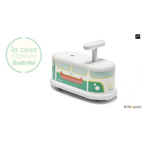 La Cosa Capsule Camping-car - Porteur Italtrike