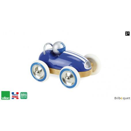 Voiture Roadster vintage bleu - Vilac