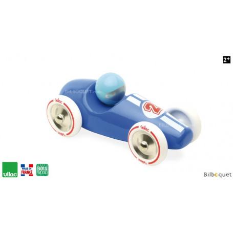 Voiture de Course bleue - Vilac