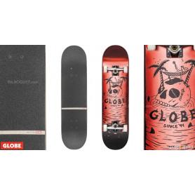 Skateboard Street complète G2 Endless Delirium Prism/Red