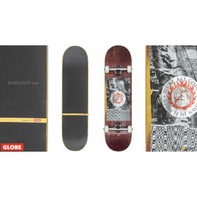 Skateboard Street complète G2 In Flames Holo/Quake