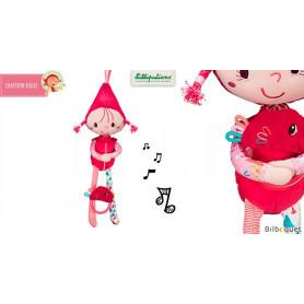 Chaperon rouge poupée musicale - Lilliputiens
