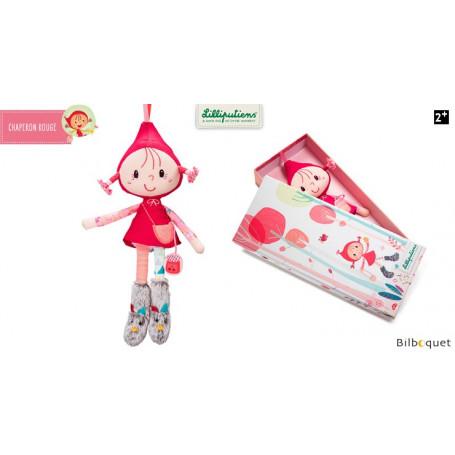 Chaperon Rouge mini poupée - Lilliputiens