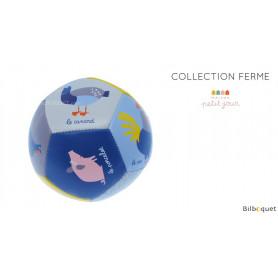 Balle souple Ferme - Ø10cm - La Ferme - Maison Petit Jour