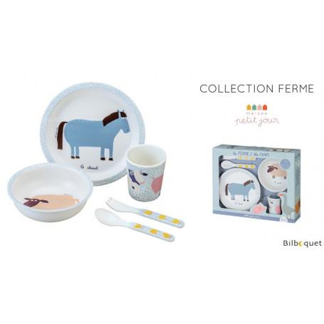 Coffret cadeau 5 pièces - La Ferme - Maison Petit Jour