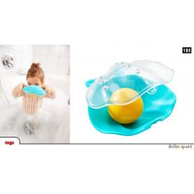 Coquillage pour le bain - Jeu d'eau Haba