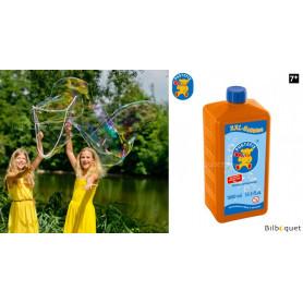 Recharge 1L pour bulles de savon XXL - Pustefix