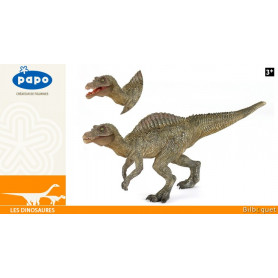 Jeune spinosaure - Figurine dinosaure Papo