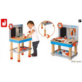 Établi Magnétique Géant BricoÂ'Kids - Janod