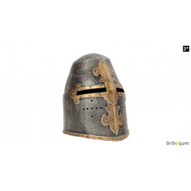 Heaume de Templier - Casque de chevalier