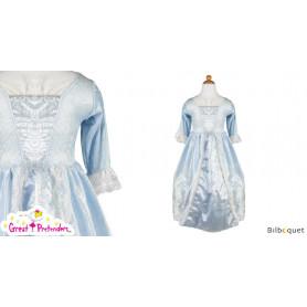Robe Renaissance Blue Bell 5/6 ans