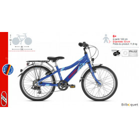 Vélo enfant Puky Crusader 20-6 Alu