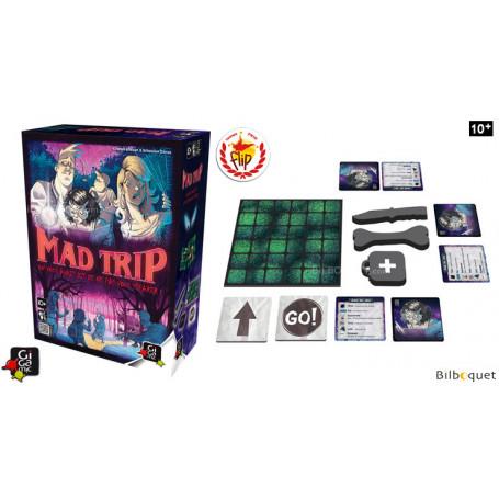Mad Trip - Jeu d'ambiance