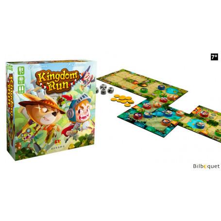 Kingdom Run - Jeu de course
