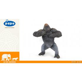 Gorille des montagnes - La vie sauvage