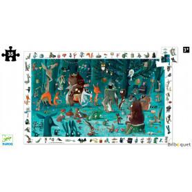 Puzzle Observation L'orchestre (35 pièces)