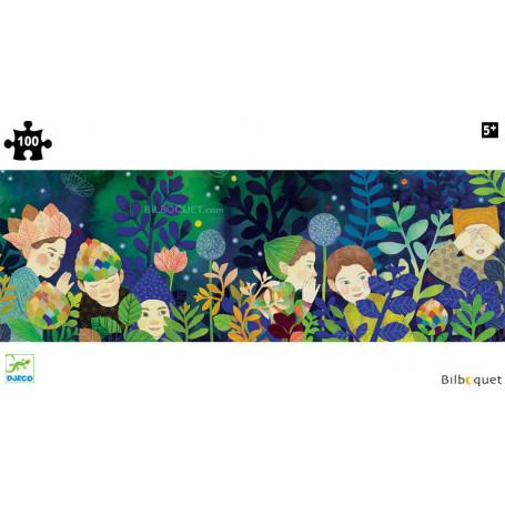 Puzzle Gallery 100 pièces Secrets