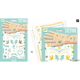 Tatouages Les bijoux de Lily