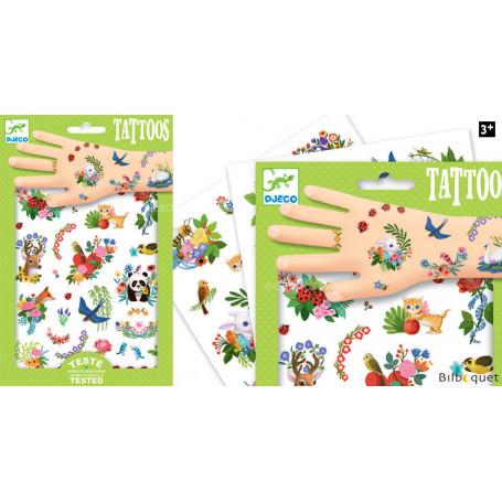 Tatouages Happy Spring