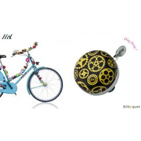 Sonnette de vélo Mécanisme - Liix Mini Ding Dong Bell