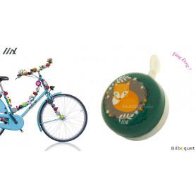 Sonnette de vélo Renard - Liix Mini Ding Dong Bell